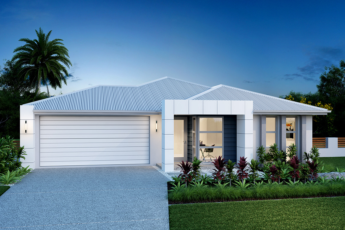 House and land package Chestnut Ave Rockhampton