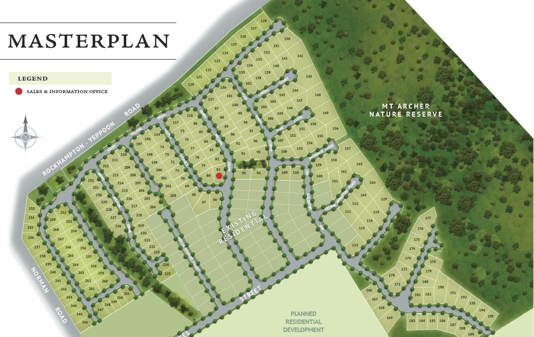 crestwood land estate rockhampton