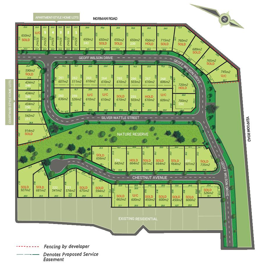 land for sale at crestwood rockhampton
